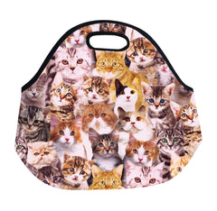 Kittens Lunch Tote