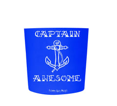 Captain Awesome Tumbler