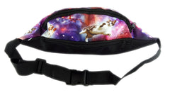 Space Cat 2 Fanny Pack