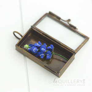 TEXAS BLUEBONNET | Locket