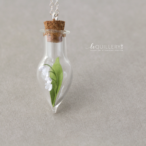 LILY OF THE VALLEY | White