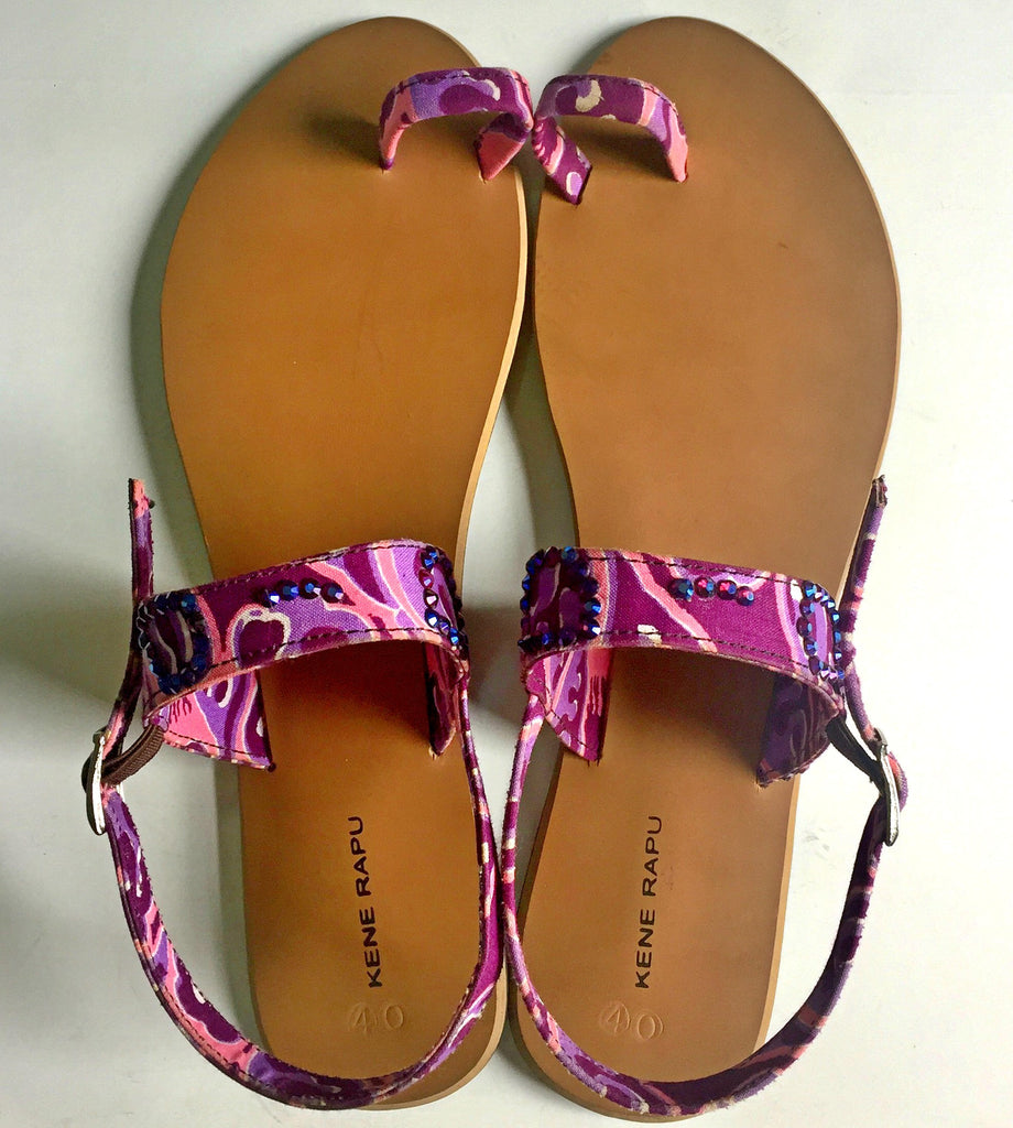 Female Palm Sandals