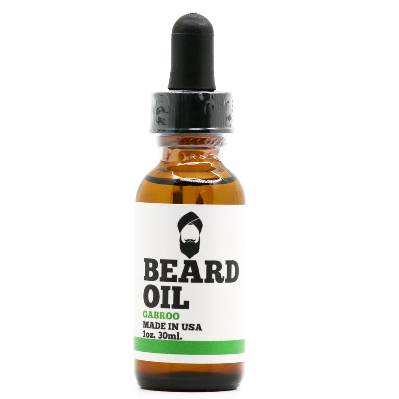 Gabroo Scented Beard Oil