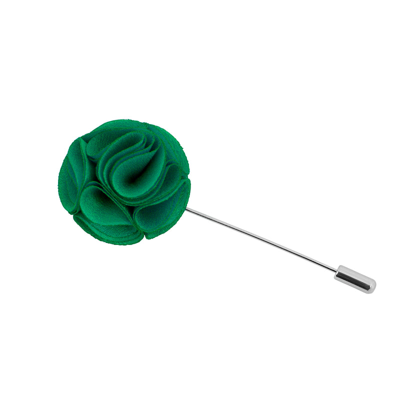 Suit Lapel Flower - Many Colors Available