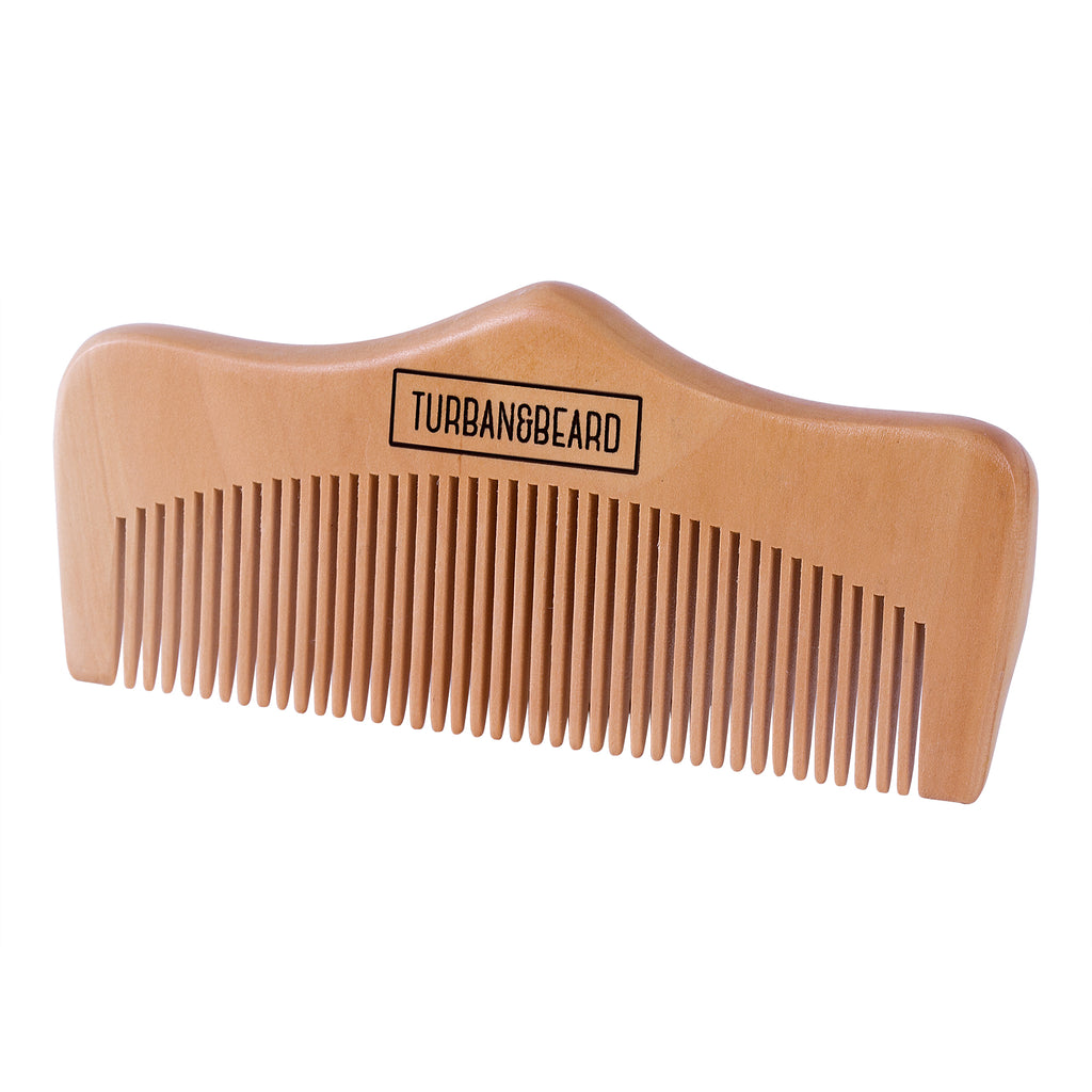 Turban And Beard Premium Beard Comb