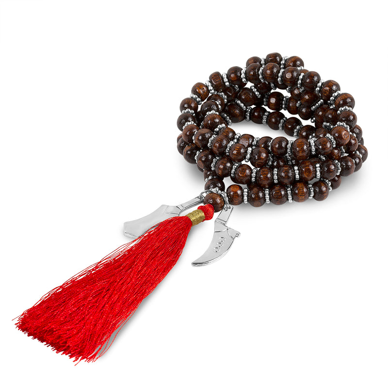 Turban & Beard - Original Mala
