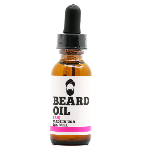 Panj Scented Beard Oil
