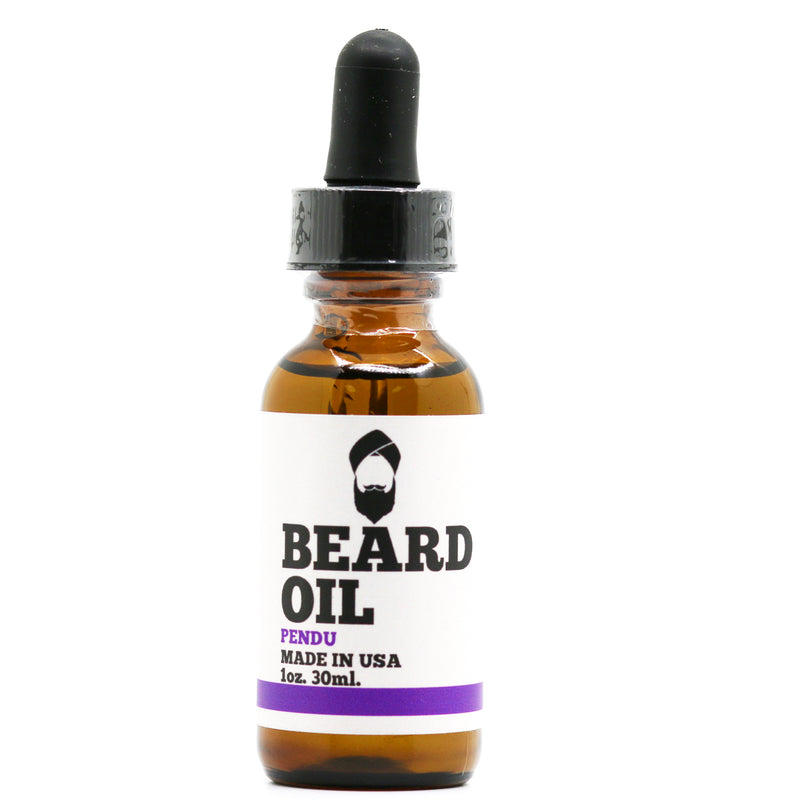 Pendu Scented Beard Oil