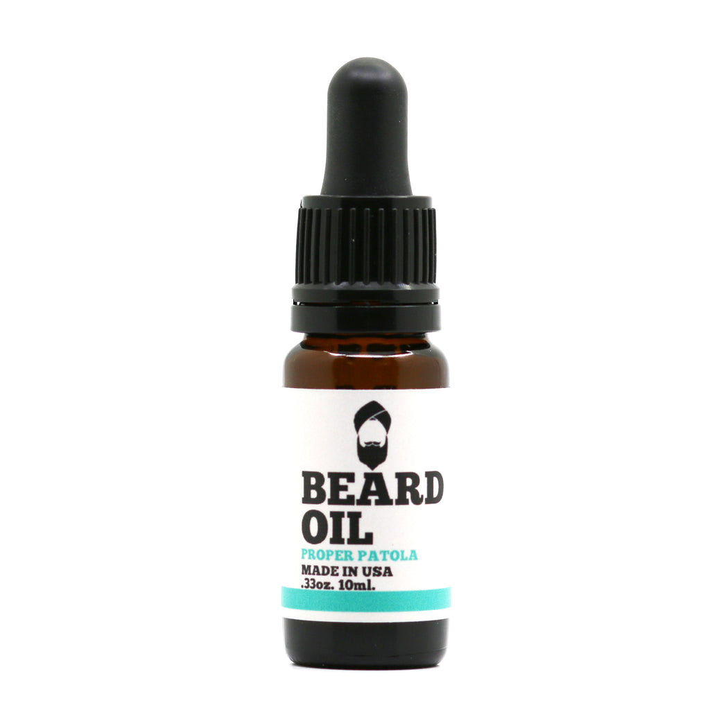 Proper Patola Scented Beard Oil