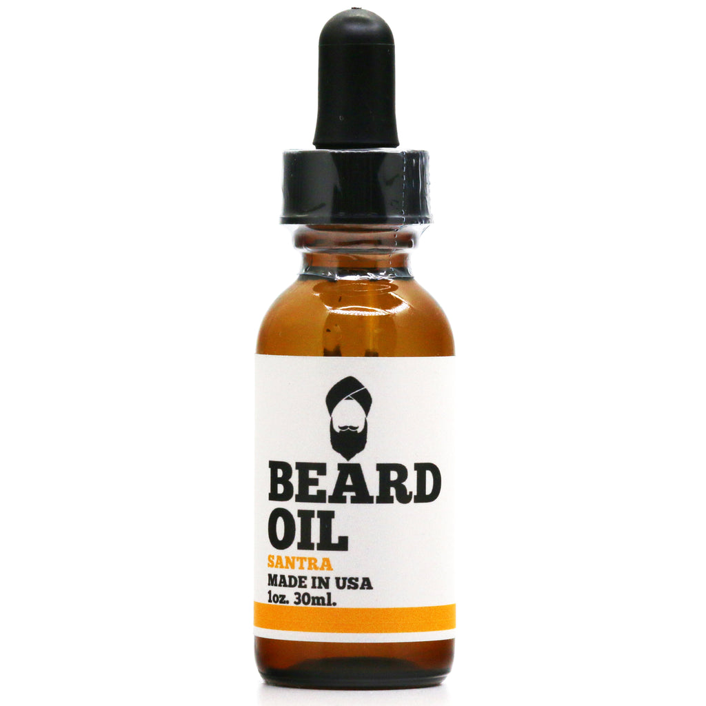 Santra Scented Beard Oil