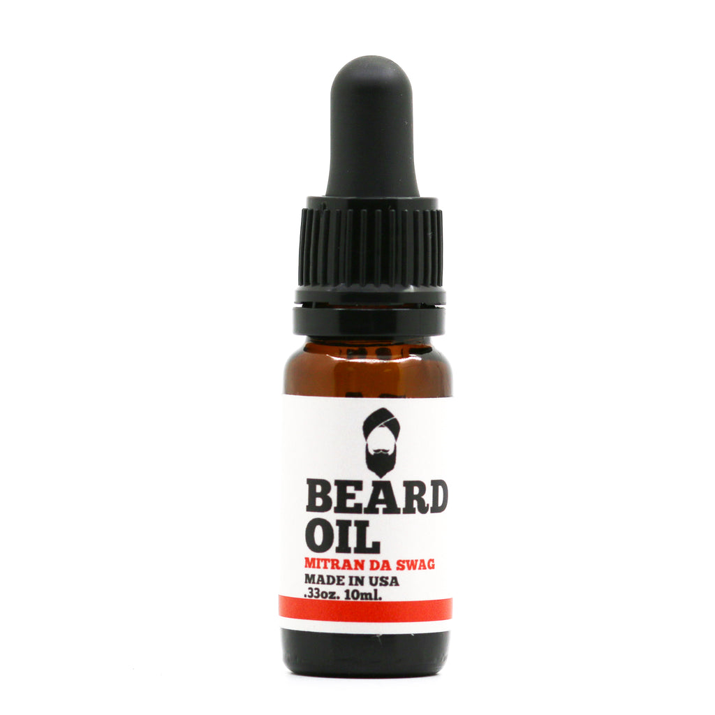 Mitran Da Swag Scented Beard Oil