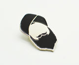 Turban & Beard Pin