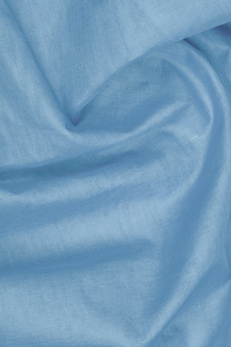 Light Blue Turban Cloth
