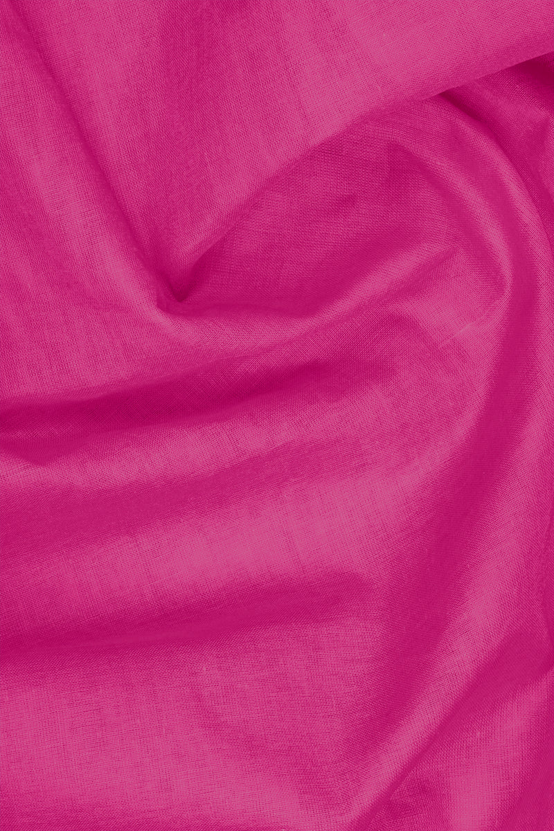 Magenta Turban Cloth