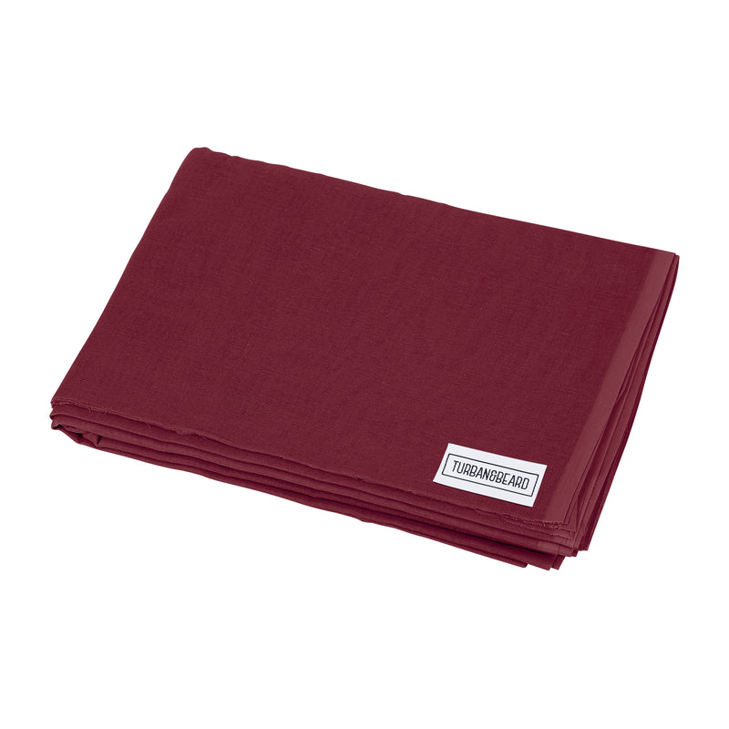 Maroon Turban Cloth
