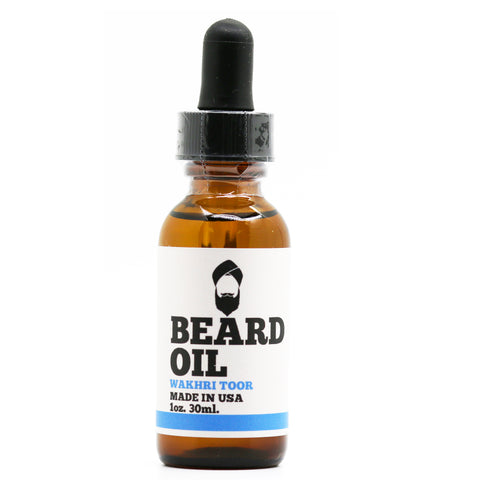 Wakhri Toor Scented Beard Oil