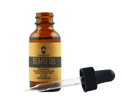 Gabroo Scent - Premium Beard Oil - Turban & Beard - 1