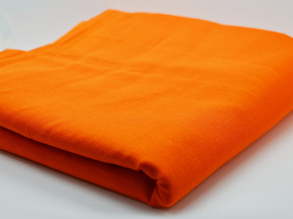 Full Voile Turban - Orange (Kesari) - Turban & Beard