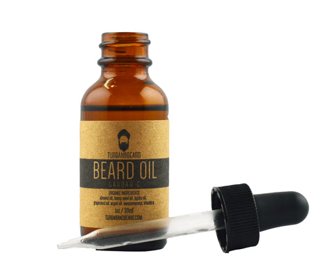 Sardar G (Unscented) - Premium Beard Oil - Turban & Beard - 1