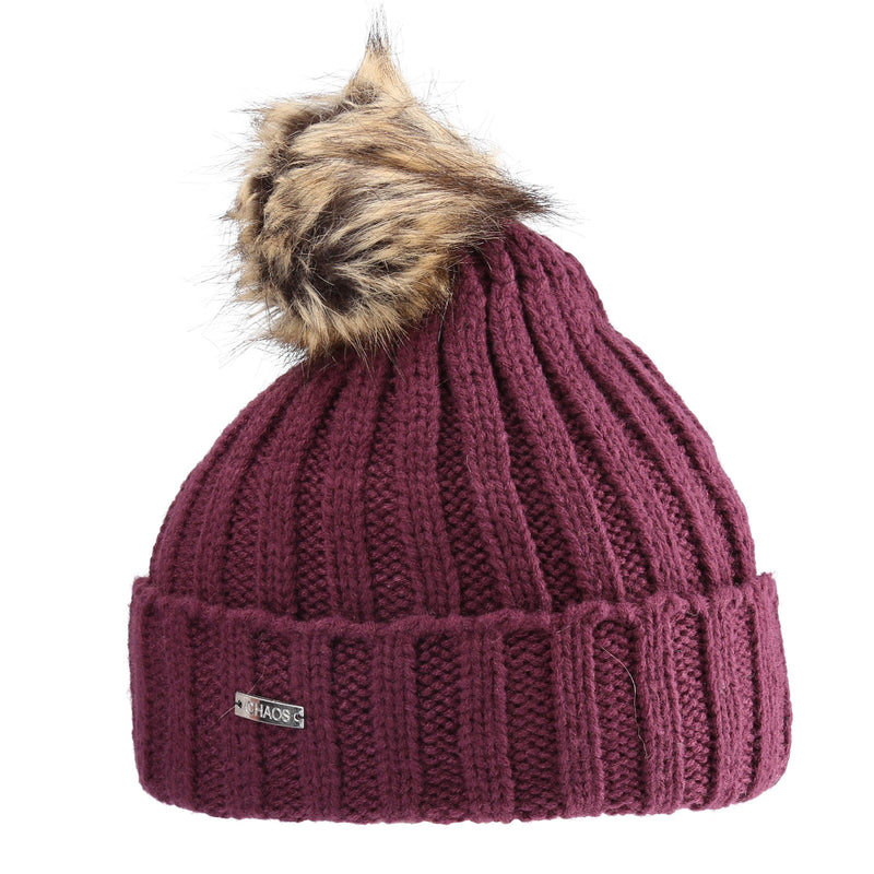 Believe - Wide rib cuffed beanie