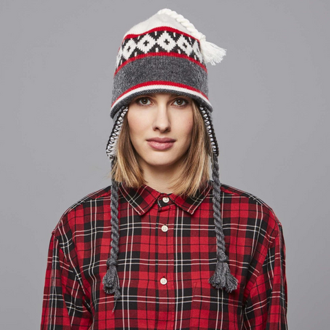 Engineered Beanie