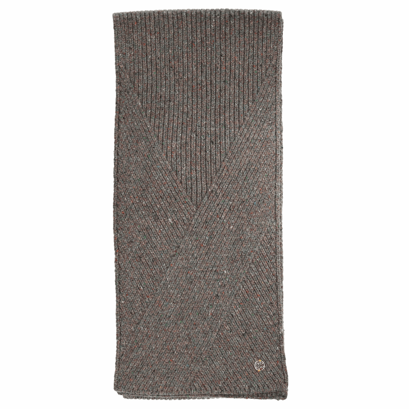 Chiara - Tweed long scarf