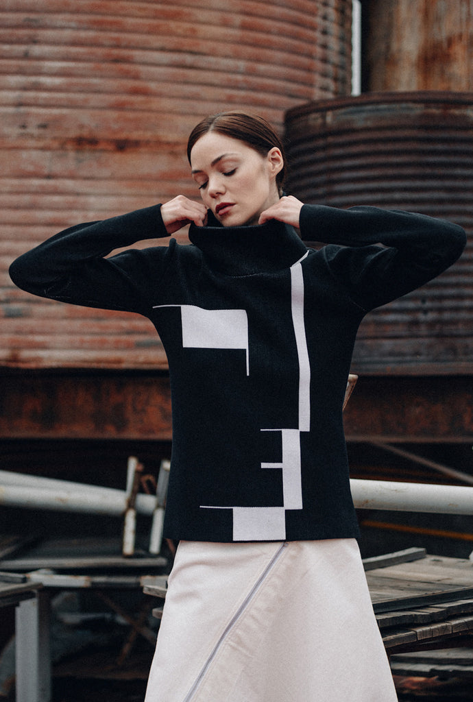 BAUHAUS SWEATER - CIHUAH