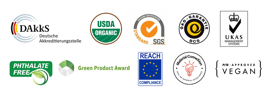 Luxury Vegan Cactus Leather Certifications