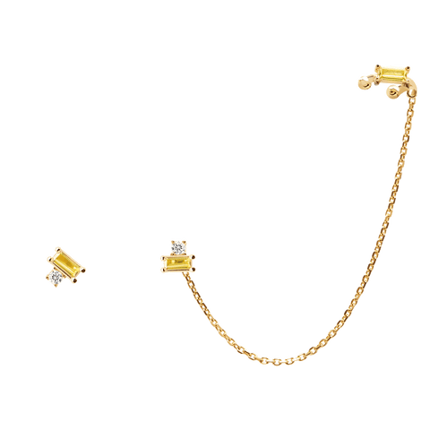 Earrings Maka Gold