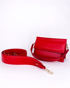 Bag Mini Shellac Red