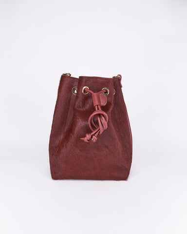 Bag-Nuo Sac-Nuovum-Leather-Bordeaux-localdesigners-Barcelona-Nuovum-Handmade-front