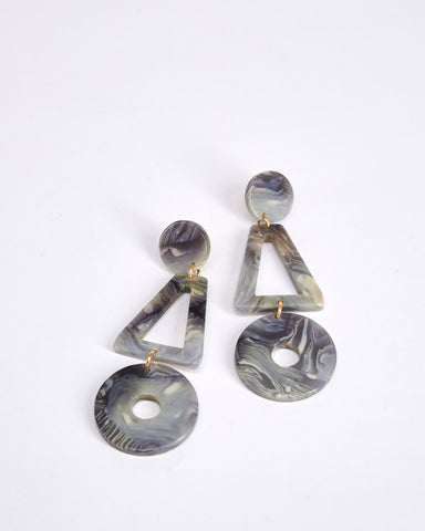 Earrings-Lis-AprésSki-Marble-Grey-Handmade-Nuovum-Barcelona-localdesigners