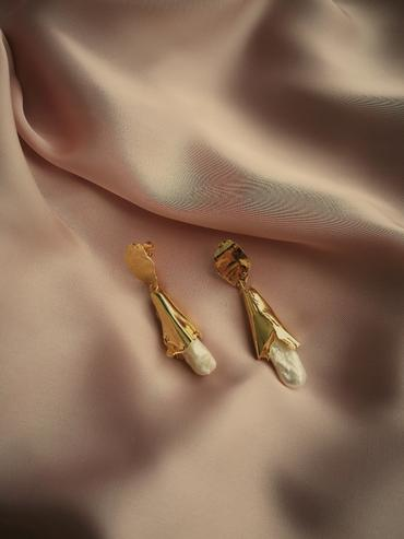 Earrings Chiara Pearl