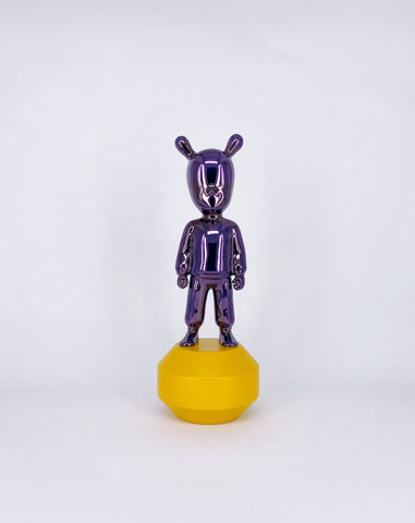 Figurine The Purple Guest - Yellow Base