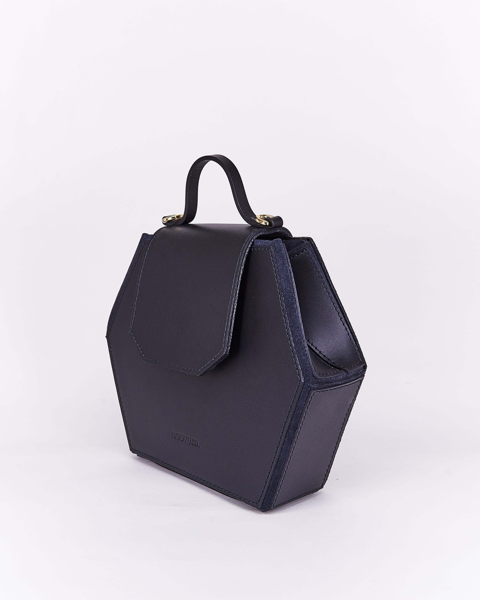 Nuo Hex Bag Black
