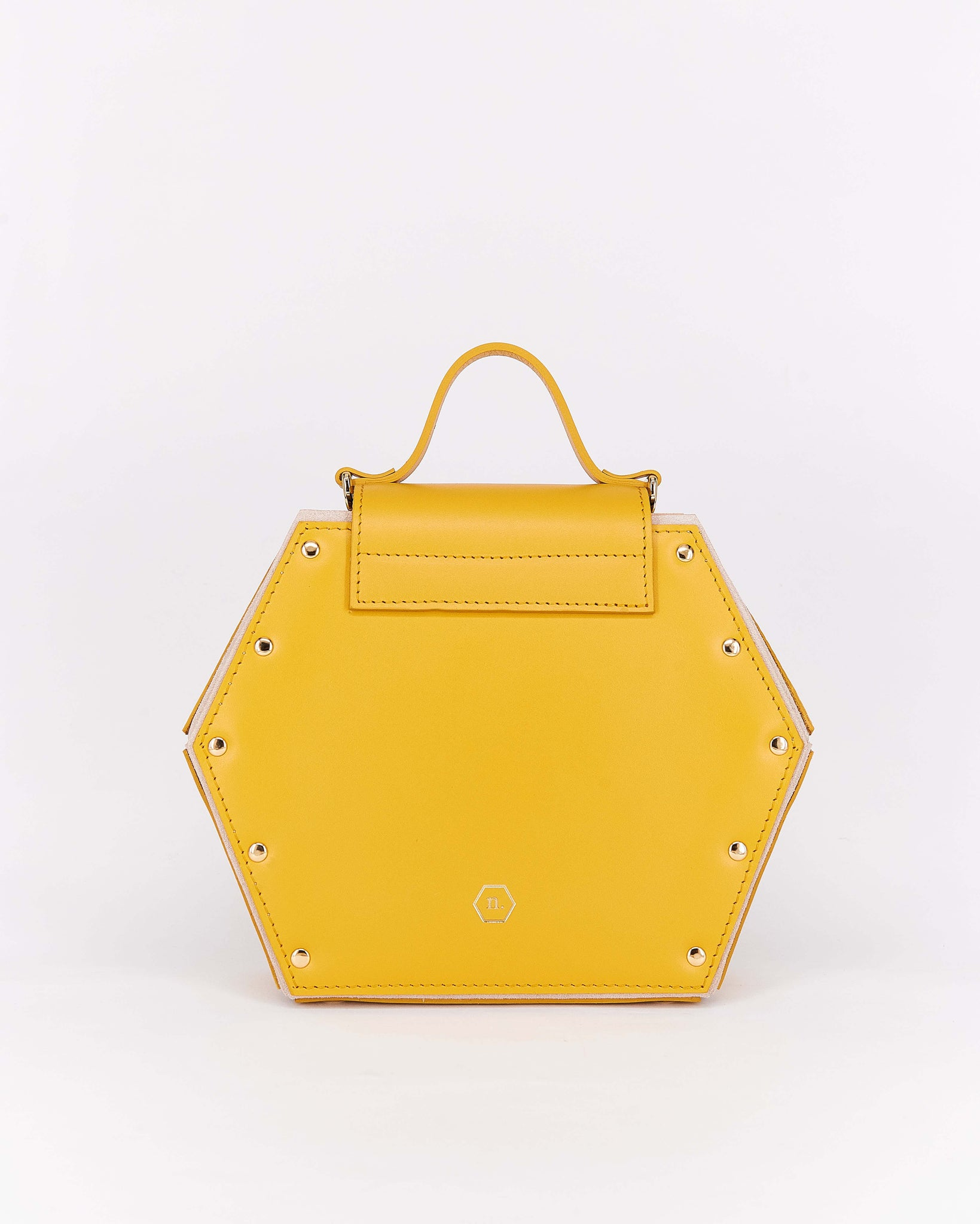 Nuo Hex Bag Yellow