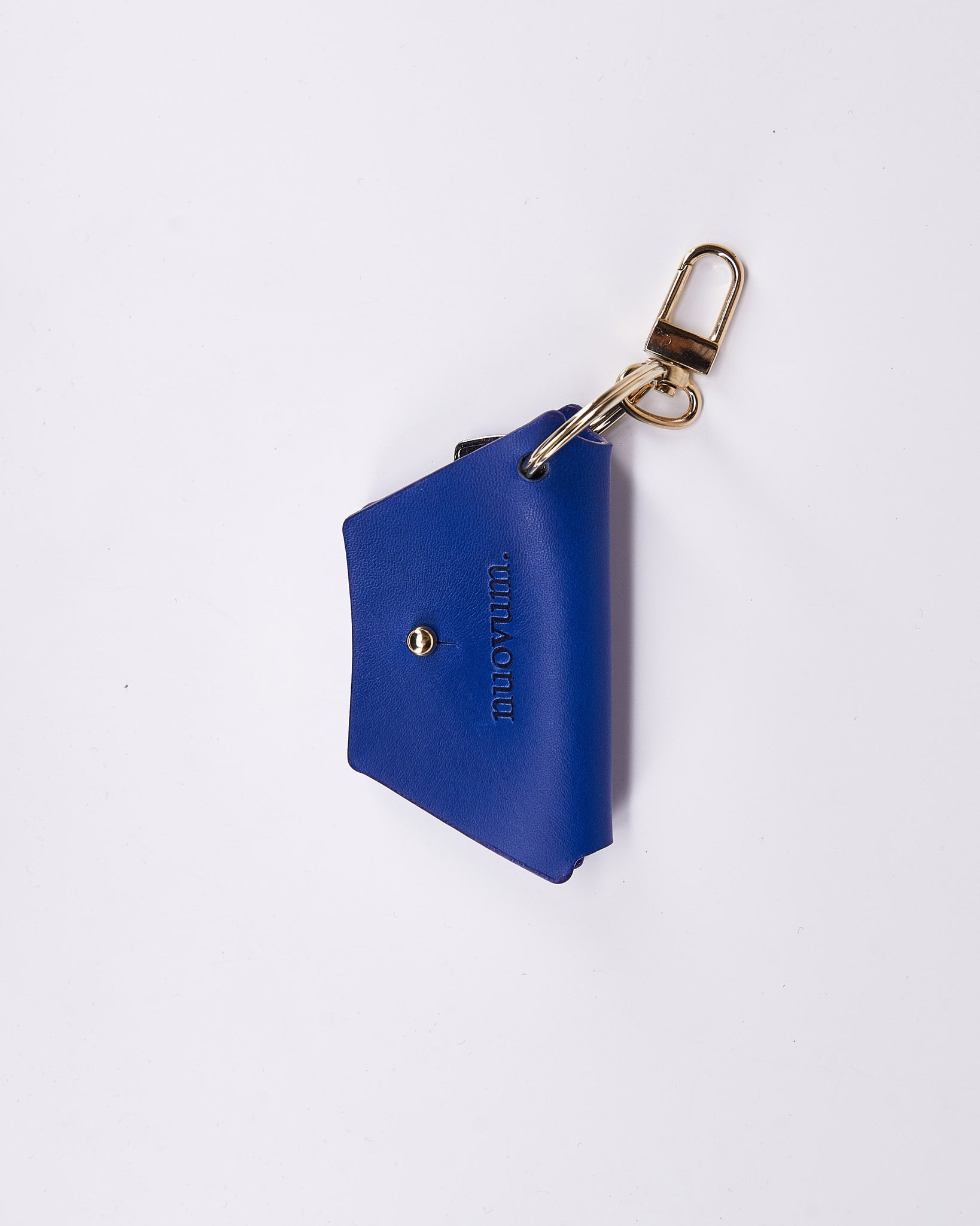 KeyWrap-Nuovum-Leather-Blue-localdesigners-Barcelona-Nuovum-Handmade-Close