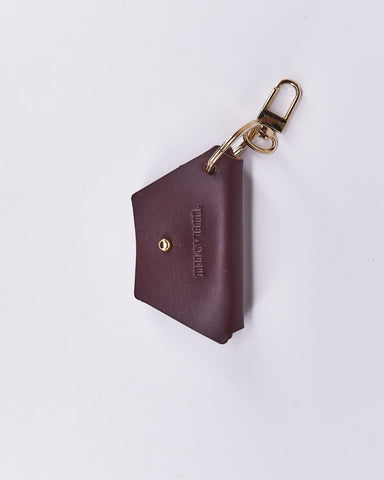 KeyWrap-Nuovum-Leather-Bordeaux-localdesigners-Barcelona-Nuovum-Handmade-Close