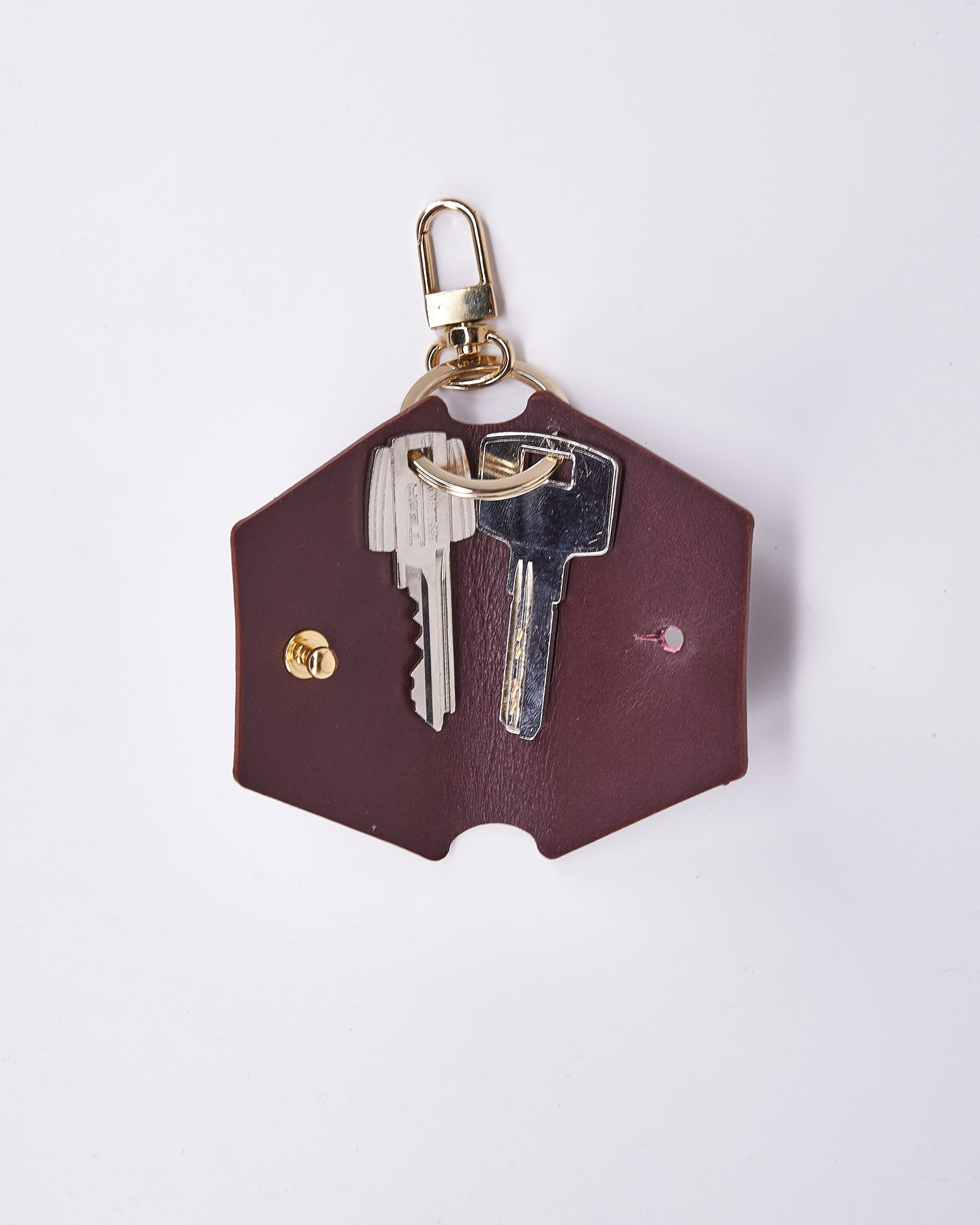 KeyWrap-Nuovum-Leather-Bordeaux-localdesigners-Barcelona-Nuovum-Handmade-Open