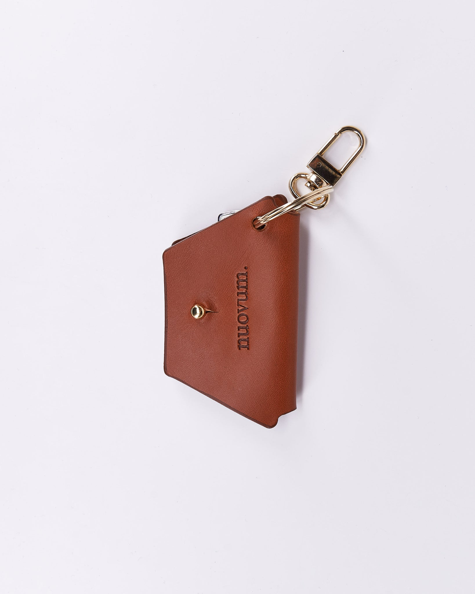 KeyWrap-Nuovum-Leather-Brown-localdesigners-Barcelona-Nuovum-Handmade-Close