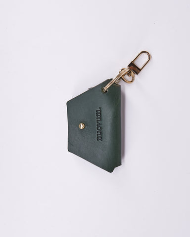 KeyWrap-Nuovum-Leather-Green-localdesigners-Barcelona-Nuovum-Handmade-Close
