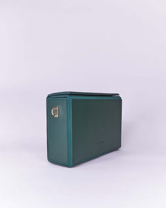 Nuo Box Bag Green