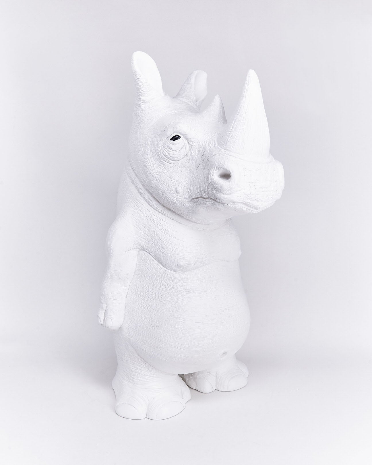 Rhino-ceramic-animal-object-right-handmade-Ornamante-localdesigner-Nuovum-barcelona