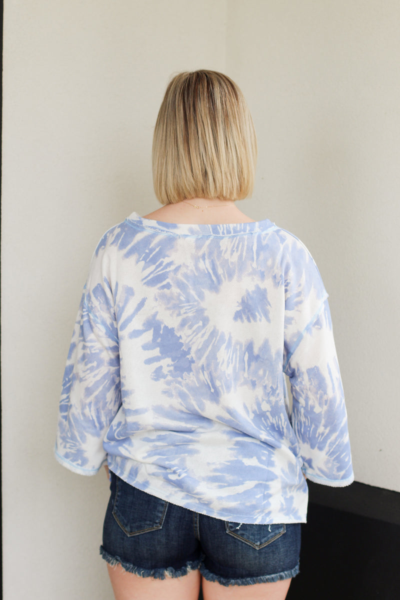Pleated Ruffle Dress: Red