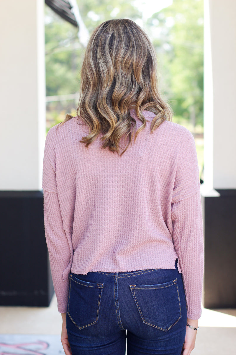 High Low Floral Maxi: Cream