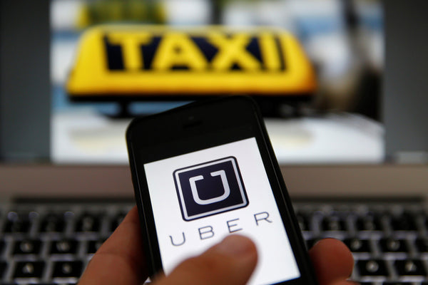Businessman sues Uber app
