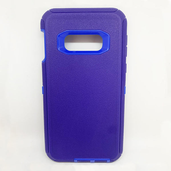 Generic-Samsung-S10e-Defender-Case-pruple:blue