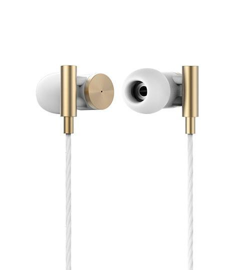 REMAX Metal HiFi Earphones RM-530 Gold