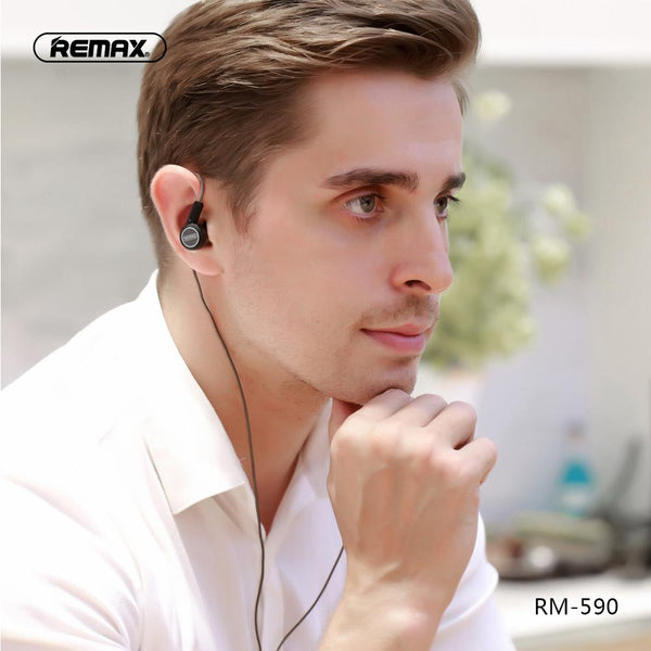 Remax HiFi Earphones-2