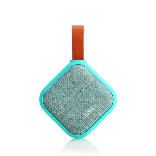 Remax Portable Fabric Bluetooth Speaker RB-M15 green